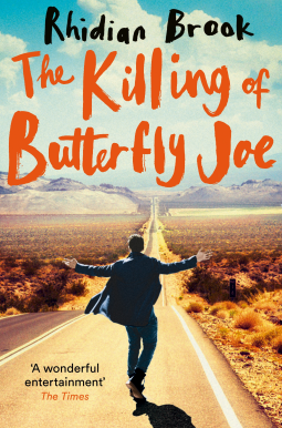 The Killing of Butterfly Joe cover