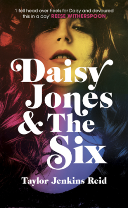Daisy Jones and The Six cover