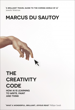 The Creativity Code cover