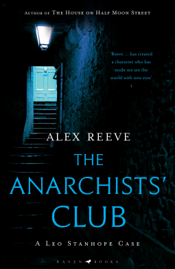 The Anarchists' Club cover