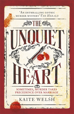 The Unquiet Heart cover